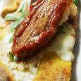 Pizzeria La Fasina pizza pomodorini secchi