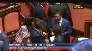 Gregoretti, voto il 20 gennaio