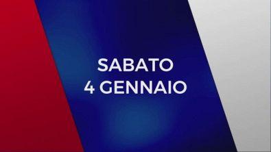 Stasera in Tv sulle reti Mediaset, 4 gennaio
