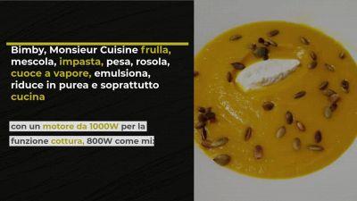 """Monsieur Cuisine, il """"Bimby"""" della Lidl: quanto costa e cosa fa"""