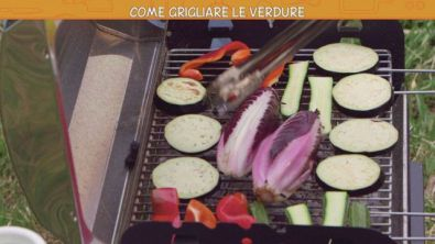 La grigliata vegana