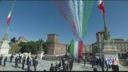 Appello di Mattarella all'unità del paese