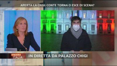 Crisi di Governo: la dichiarazione di Conte