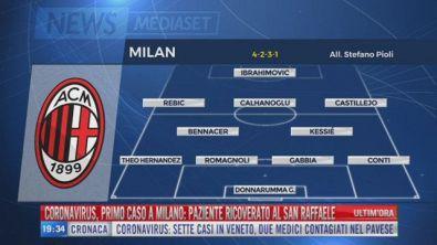 Serie A: questa sera tocca al Milan