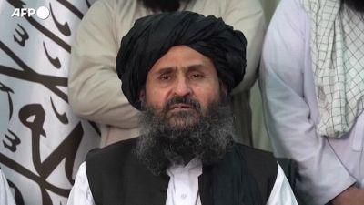 """Afghanistan, Baradar: """"Sto bene, nessun problema con gli Haqqani"""""""