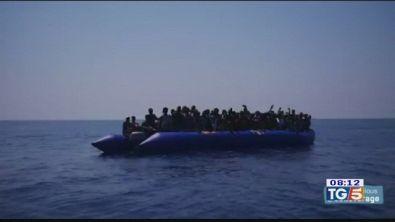 Salvataggio nel Mediterraneo