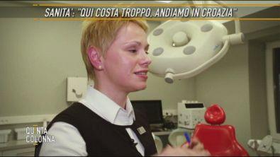 In Viaggio per curarsi i denti in Croazia