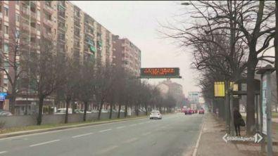 Allarme smog a Torino