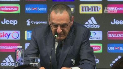 """Sarri: """"A Napoli ho odiato e apprezzato la Juve"""""""