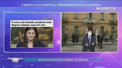 È morta Jole Santelli, Presidente della Calabria