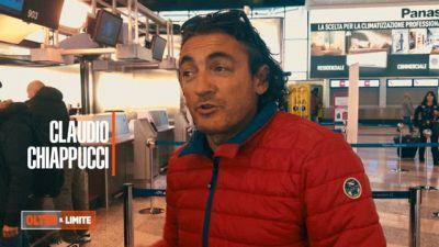 Claudio Chiappucci sfida se stesso