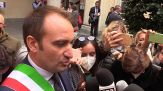 """Torino, Lo Russo insediato in Comune: """"Il nostro compito e' far ripartire la citta'"""""""