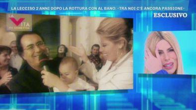 Un video dal passato di Loredana e Al Bano