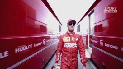 Vettel, Vale e la vittoria che manca