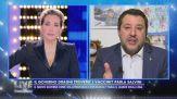 """Andiamo verso un lockdown? Salvini: """"Spero proprio di no"""""""