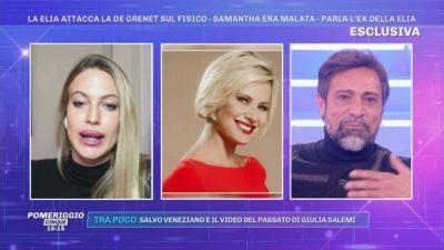 Taylor Mega: ''Antonella Elia odia le donne''