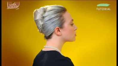 Beauty Tutorial: Banana Chignon