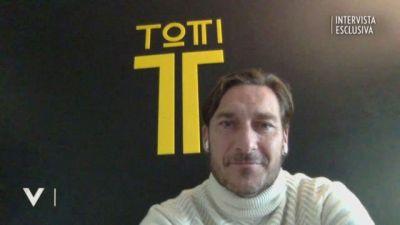 Francesco Totti ricorda Diego Armando Maradona