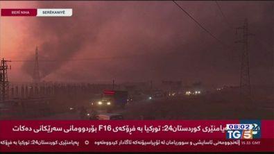 Bombe sui curdi siriani, la Turchia attacca