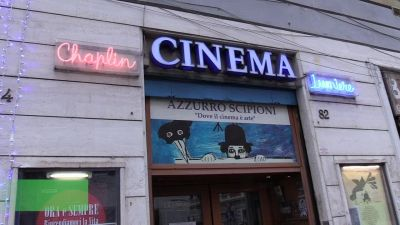 """Cinema, l'Azzurro Scipioni e' salvo: """"Il sogno e' il biglietto a 1 euro"""""""