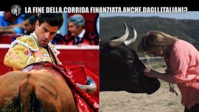 INNOCENZI: Fine della corrida, finanziata anche da noi italiani?