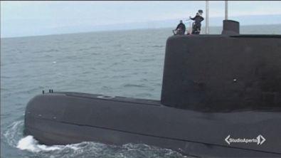 """""""Nessuna traccia del sottomarino"""""""