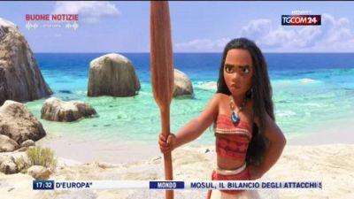 Oceania, il nuovo film della Disney