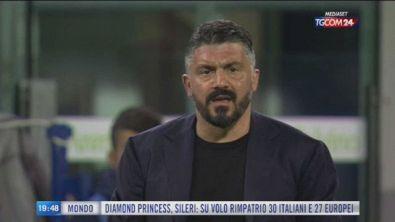 Buone notizie per Gattuso