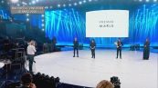 Marlù premia i quattro finalisti