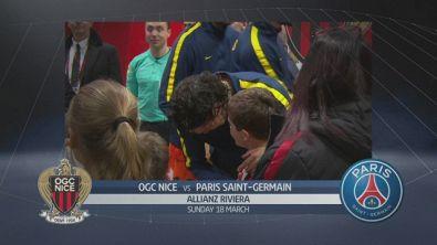 OGC Nice-Paris Sanit Germain 1-2