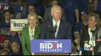 Ritorno di Joe Biden Bloomberg, che flop