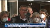 Breaking News delle 14.00 | Roma, oggi sindacati in piazza