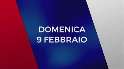 Stasera in Tv sulle reti Mediaset, 9 febbraio