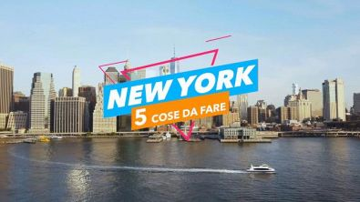 5 cose da fare a: New York