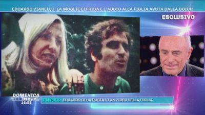 Edoardo Vianello, la carriera musicale, il matrimonio con Wilma Goich e la dolorosa perdita della figlia