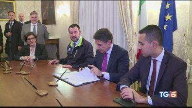 Conte: comanda Salvini? È una illusione ottica