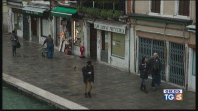 Venezia conta i danni ma c'è ancora paura