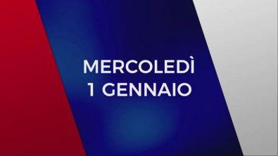 Stasera in Tv sulle reti Mediaset, 1 gennaio