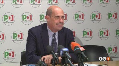 Zingaretti cambia faccia e nome al Pd