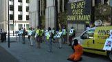 Manifestazione di Amnesty per far chiudere carcere di Guantanamo