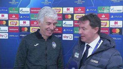 """Gasperini: """"Contro la Dinamo gara da dentro o fuori"""""""