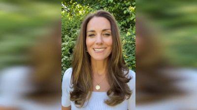 Kate Middleton lancia una nuova fondazione per l'infanzia