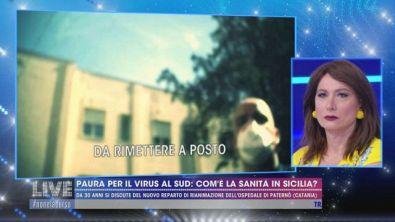 Paura per il virus, com'è la sanità in Sicilia
