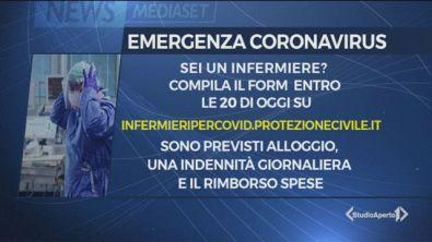 Emergenza Coronavirus, appello della protezione civile