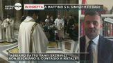 In diretta a Mattino 5 Antonio De Caro, sindaco di Bari
