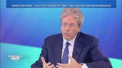 Verso il voto: parla Paolo Gentiloni (partito democratico)