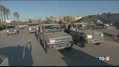 Libia, 32 morti in 48 ore di conflitto