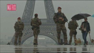 Gli attacchi in Francia