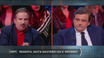 Napoli nel caos per il reddito di cittadinanza
