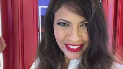 La #cabinarossa di…Fabiana Britto